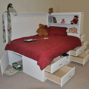 More Beds