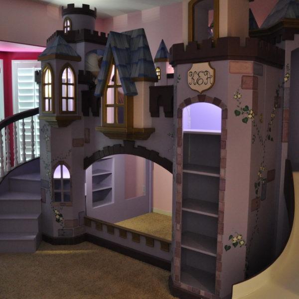 Amaya Castle LED Highlights
