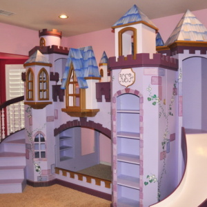 Princess Beds - Kids Beds manufactured by theme - By ... on ice house cabinets, ice house home, ice house table, ice house furniture, ice house accessories,
