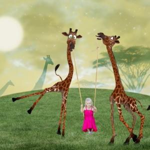 The Giraffe Swing
