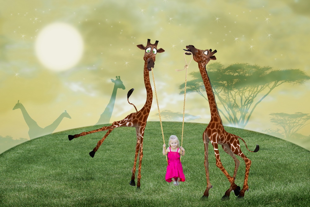 The Giraffe Swing