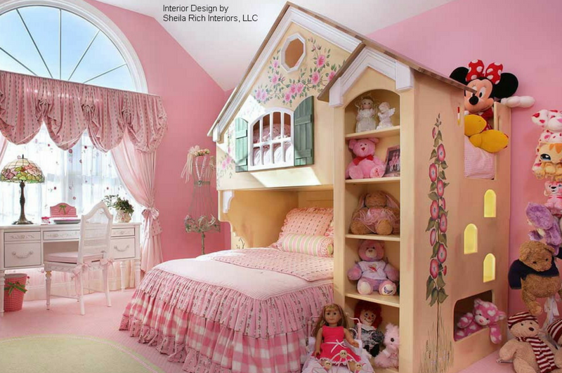 Untitled design  2. Kid s Bedroom Furniture   Custom Designed Built Themes