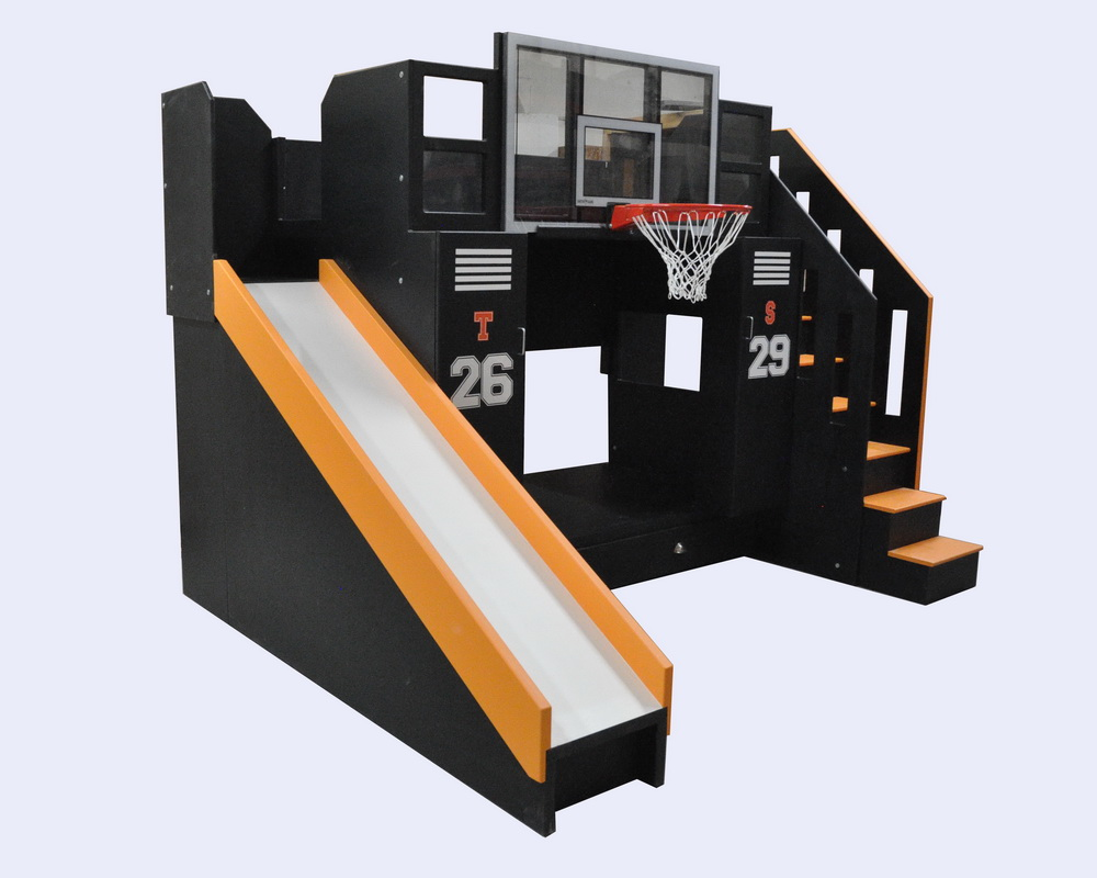 The Ultimate Basketball Bunk Bed