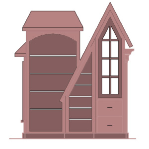 Indoor Playhouse Plans