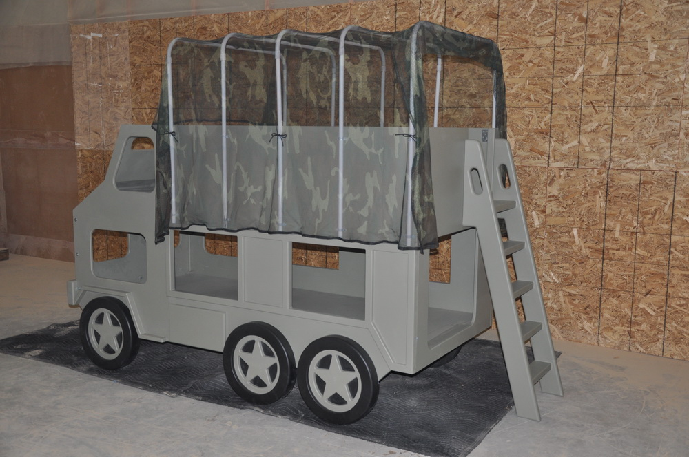 Army Truck Bunk Bed Or Playhouse Tanglewood Design