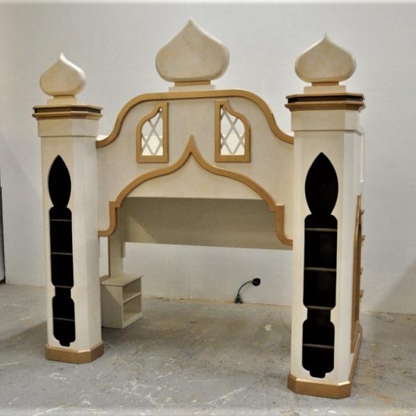 Taj Mahal Bunk Bed