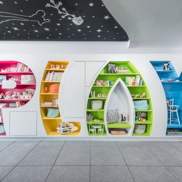PLAY Bookcase