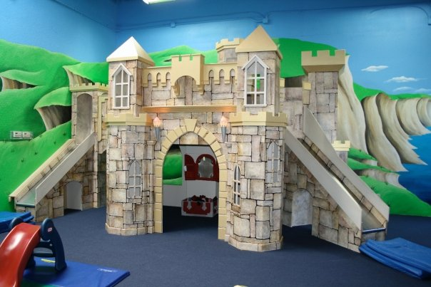 Commercial Indoor Playhouse Merlin S Mansion Indoor