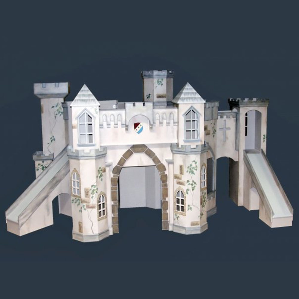 Commercial Indoor Playhouse Merlin's Mansion