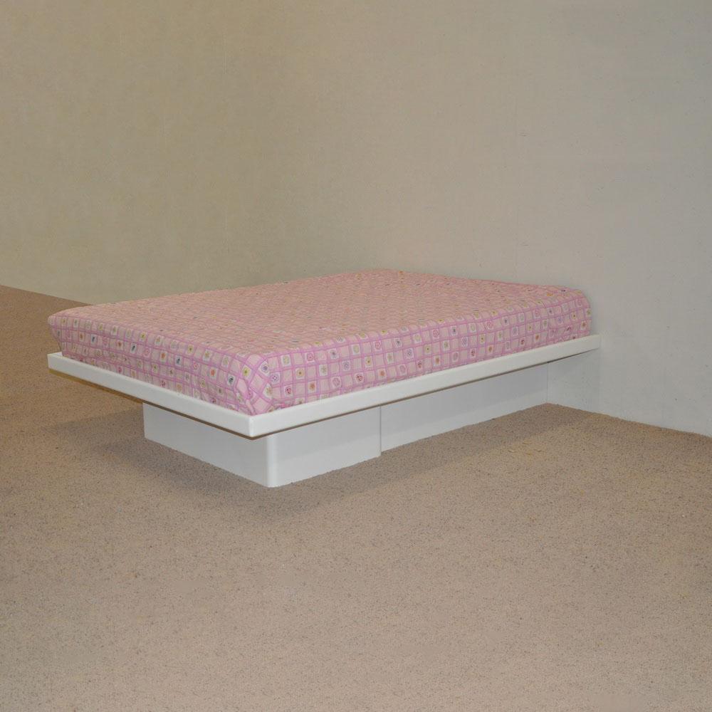 Elegant Platform Bed
