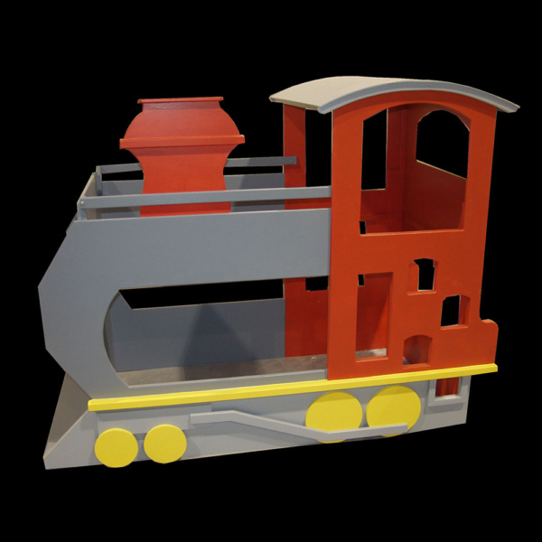 Train Bunk Bed