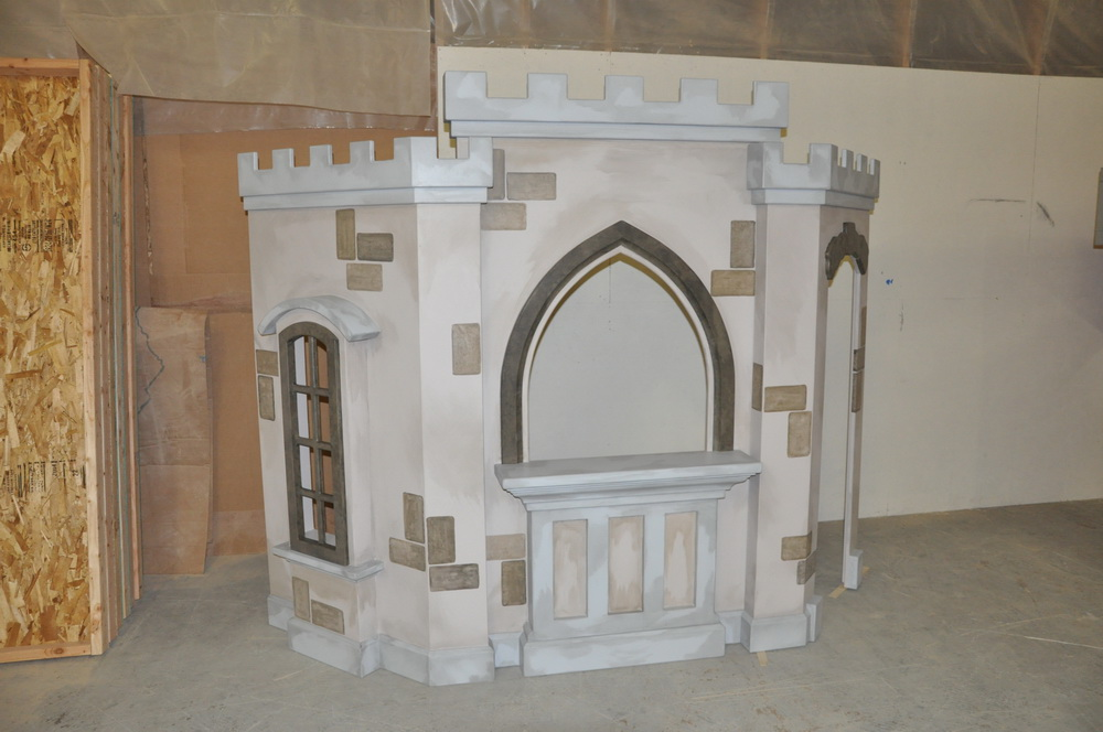 Castle Playhouse, Castle Reading Nook