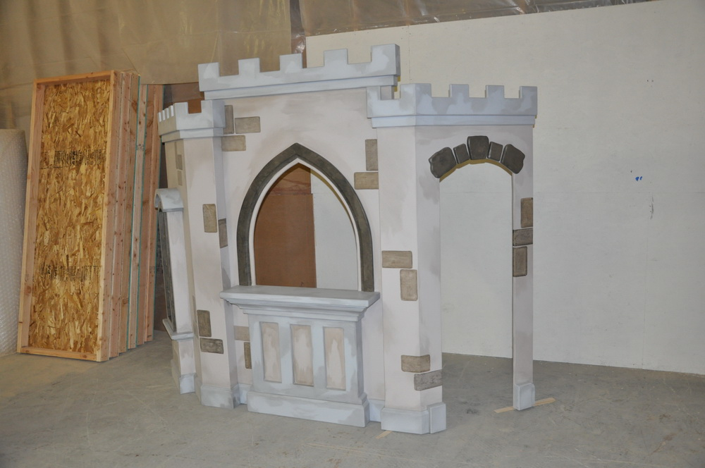 Castle Playhouse, Castle Reading Nook