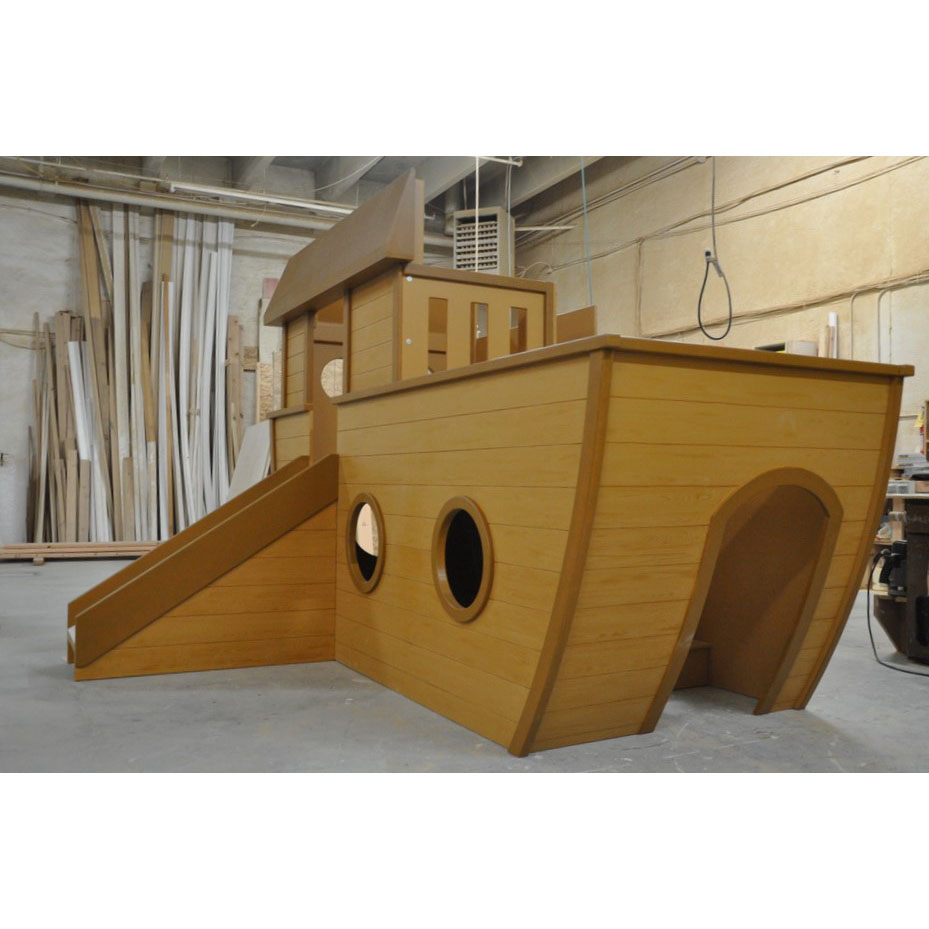 Noah's Ark Indoor Playhouse